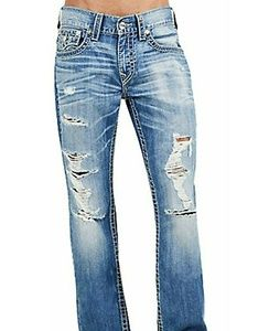 True religion nwot jeans distressed relaxed straig